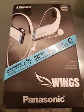 Bluetooth Kopfhörer Jogging Panasonic RP-BTS50 Weiß Nackenbügel Headset