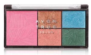 Avon True Color Face & Eye Palette - Sunset Beach