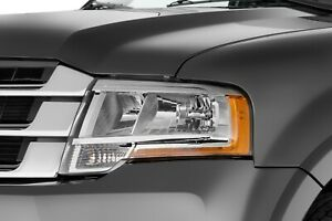 Left HEAD LIGHT for FORD EXPEDITION 15-17 | NO PROJECTOR | FL1Z13008H FO2502346