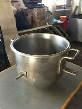 """30 Qt Quart Stainless Steel Commercial Mixer Mixing Bowl 15"""" w"""