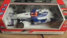LIKE WILLIAMS F1 REMOTE CONTROL CAR NEW BOXED 1;18 CE APPROVED