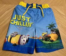 Minions 2-3yr Swim Shorts George/Asda