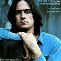 JAMES TAYLOR ( NEW SEALED CD ) SWEET BABY JAMES
