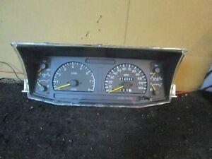 94 95 1994 1995 Isuzu Rodeo Speedometer Instrument Cluster 214K Miles 8971015600