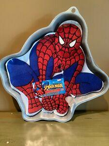 Wilton Marvel Spider Man 2008 Aluminum Cake Pan #2105-5062