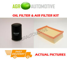 PETROL SERVICE KIT OIL AIR FILTER FOR SUZUKI WAGON R 1.3 76 BHP 2001-03