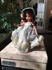 Vintage Nancy Ann Storybook Doll #160 Pretty Maid, Where Have You Been?