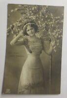 Frauen, Mode, Baum,   1913 ♥ (10432)