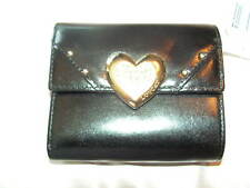 Lovcat Leather Wallet New With Tag $105.00