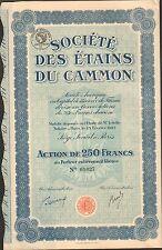 ÉTAINS du CAMMON (INDOCHINE) (I)