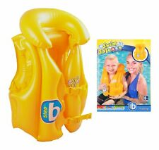 Bestway Inflatable Children's Life Jacket Buoyancy Aid Schwimmkragen Armbands