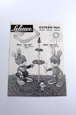 KATALOG VON SCHUCO/HEGI  -OSTERN 1964 -*******