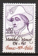 France - 1976 Marshall Moncey - Mi. 1965 MNH