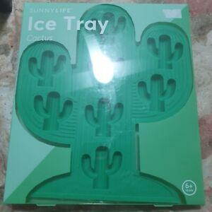 Sunnylife Cactus Ice Tray, new
