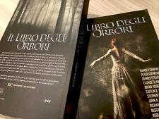 IL LIBRO DEGLI ORRORI - Antologia di racconti horror