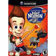 The Adventures Of Jimmy Neutron Boy Genius: Jet Fusion For GameCube 5E