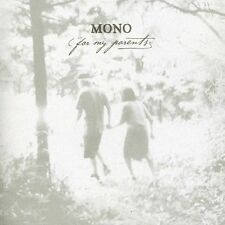 Mono - For My Parents (2012, CD NEUF)