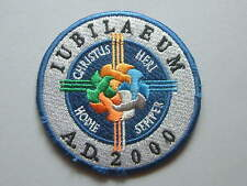 """TOPPA ufficiale """"GIUBILEO"""" official badge 2000"""