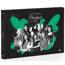 SNSD-GIRLS' GENERATION PHANTASIA 4th TOUR In Seoul DVD 2 Disc+Photobook