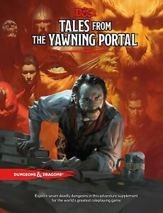 Dungeons & Dragons - Tales From the Yawning Portal   DnD D&D