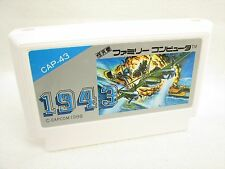 1943 Battle of Valhalla Cartridge Only GOOD Condition Famicom Nintendo JAPAN fc