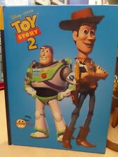 RARE Disney's Toy Story 2 Book First Edition Hard Cover - 2 BOOKS IN ONE