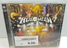 HELLOWEEN HIGH LIVE DOBLE CD