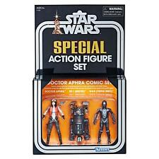 (In-Hand) Star Wars Vintage Collection SDCC 2018 Exclusive Doctor Aphra Set