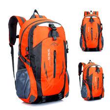 40L Groß Camping & Wandern wasserdichte Rucksack Reise Bag Outdoor Rucksack