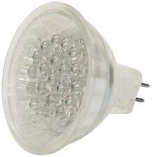5 x Eaxus Strahler MR 16, 21 LED, hellweiß 48670 - NEU OVP - 5 x Eaxus Strahler