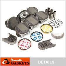 Fit 02-09 Nissan Maxima Murano Infiniti 3.5L Pistons Bearings&Rings Set VQ35DE
