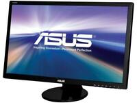 "ASUS VE278H 27"" Full HD 1920 x 1080 2ms (GTG) VGA HDMI Asus Eye Care with Ultra"