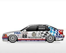 Joachim Winkelhock BMW sticker 1993 BTCC  champion