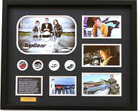 New Top Gear Signed Limited Edition Memorabilia Framed