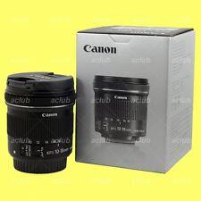 Genuine Canon EF-S 10-18mm f/4.5-5.6 IS STM Image Stabilizer Lens