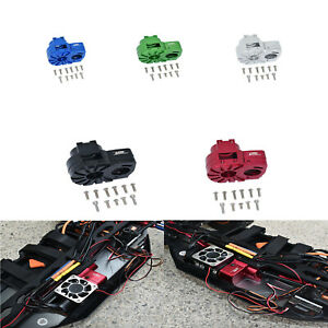 Middle Gearbox Box Case for LOSI 1/10 LASERNUT TENACITY ULTRA 4 ROCK RC Car