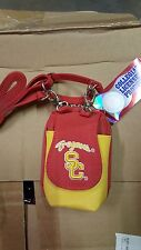 USC Trojans Southern Cal Purse Plus Touch Phone  ID Wallet Charm 14 Gift Compact