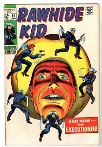 Rawhide Kid #69, Fine Condition