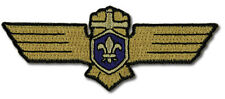 The Princess and the Pilot Toaru Hikoushi Air Force Badge Patch ~ Licensed ~ NEW