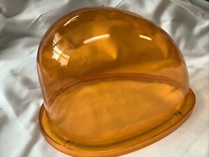 FEDERAL REPLACEMENT DOME FB15 AMBER