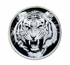 Patch - Tiger Heat Seal / Iron on Patch for jackets, shirts, tote bags, hats,