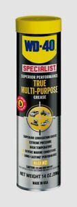 WD-40 Specialist 300424, 14oz TRUE MULTI-PURPOSE Grease, Superior Performance