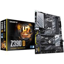 Gigabyte D Intel Z390 LGA 1151 ATX  DDR4-SDRAM Motherboard