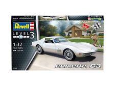 Revell 1:32 Corvette C3 Model Car Kit - 07684