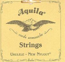 Aquila Tenor Uke Low-G Tuning Ukulele strings