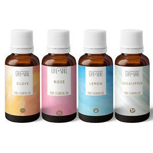 Smell Training Kit- Smell Training - Essential Oils x 4 10ml