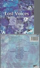 CD--BILL O'CONNELL--LOST VOICES