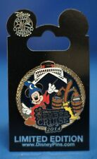 Sorcerer Mickey Mouse Pin DVC Disney Vacation Club Member Cruise 2014 LE 1000