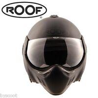 visi re roof pour casque boxer v8 cran route circuit moto scooter ecran neuf ebay. Black Bedroom Furniture Sets. Home Design Ideas