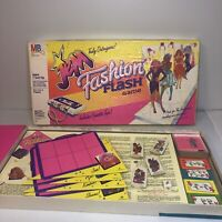 RARE JEM and Holograms Fashion Flash Board Game Complete Missing Only Cassette